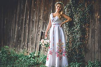 Šaty - Svadobné šaty - 10988132_