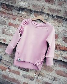 Detské oblečenie - Mikinošaty - 10989183_