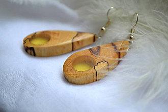 Náušnice - Náušnice - Skrz slnečný lúč - 10989944_