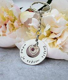 Kľúčenky - Kľúčenka pre mamu zľava 4€ - 10989327_