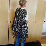Iné oblečenie - Pončo ľahúčke - 10994100_