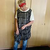Iné oblečenie - Pončo ľahúčke - 10994106_