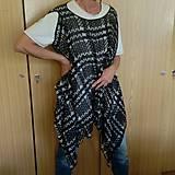 Iné oblečenie - Pončo ľahúčke - 10994111_