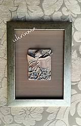Dekorácie - VÍLA č. 2- levanduľa - 10991357_
