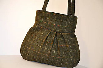 Veľké tašky - OLIVOVÁ - 10992517_