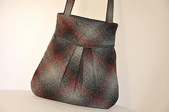 Veľké tašky - ŠEDA - 10992524_