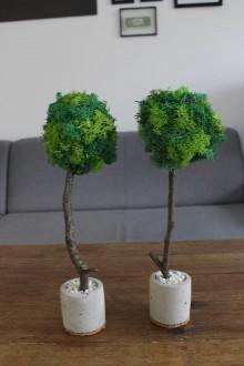Dekorácie - stromček - 10994277_