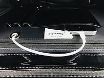 Na notebook - Dámska Business inovačná kabelka - Black - 10994864_