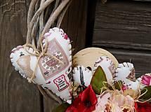 Dekorácie - Venček pre krajčírku - 10994407_