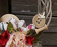 Dekorácie - Venček pre krajčírku - 10994495_