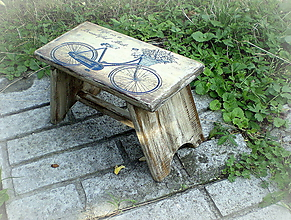 Nábytok - Stolička - 10991765_