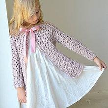 Detské oblečenie - svetrík PURE ELEGANCE - 10995669_