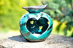 Nádoby - Éterická lampa - 10996495_