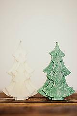 Sviečka zo 100% palmového vosku - Vianočný stromček