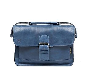 Kabelky - Malá kožená kabelka OLY - 10996013_