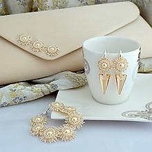 Sady šperkov - Glam set - 10996367_