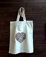 Nákupné tašky - nákupná taška ♥ folkové - 10997595_