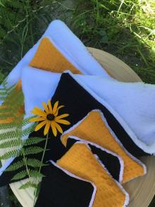 Úžitkový textil - Uteráčik rozmaz(n)ávací  (Čierna) - 10996931_