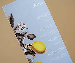 Papiernictvo - Menu - EVELIA - 10997690_