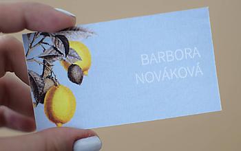 Papiernictvo - Menovka na stôl - EVELIA - 10997889_