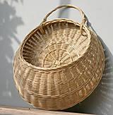 závesný košík (Béžová)