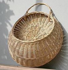 Košíky - závesný košík (Béžová) - 10995434_