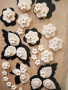 Obrazy - Kvetinová dekorácia - 10997500_