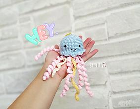 Hračky - Medúzka ♥ - 10999611_