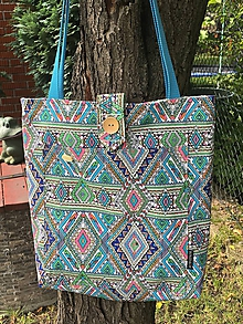 Nákupné tašky - Taška Indián - 10999866_