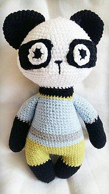 Hračky - Panda - chlapec - 11000015_