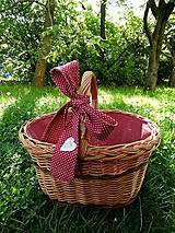 Košíky - Košík nielen na huby - 11000599_