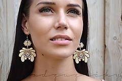 Náušnice - Náušničky Marienka - 10999355_