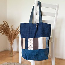 Nákupné tašky - Eko taška 25x35 - 10999091_