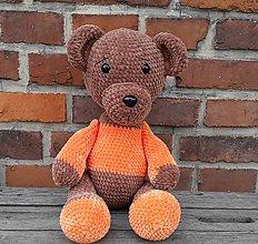 Hračky - Velký medveď-  dolphin baby - 10999886_