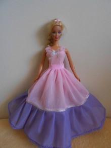 Hračky - Šaty pre barbie - 10999437_