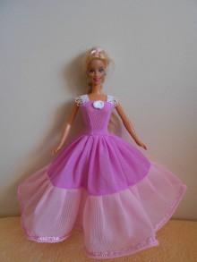 Hračky - Šaty pre barbie - 10999441_