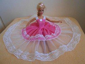 Hračky - Šaty pre barbie - 11000456_