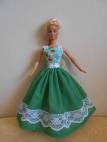 Hračky - Šaty pre barbie - 11000526_
