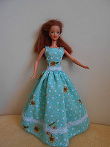 Hračky - Šaty pre barbie - 11000531_