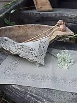 Úžitkový textil - Ľanové prestieranie Gift of Nature - 11000446_