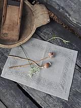 Úžitkový textil - Ľanové prestieranie Gift of Nature - 11000451_