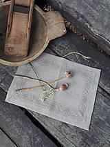Úžitkový textil - Ľanové prestieranie Gift of Nature - 11000453_