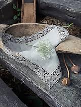 Úžitkový textil - Ľanový obrúsok Gift of Nature - 11000479_