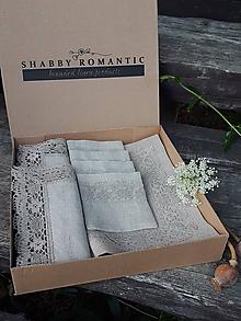 Úžitkový textil - Darčeková sada Gift of Nature - 11000501_