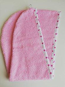 Úžitkový textil - Turban na vlasy - 11002036_
