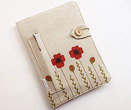 Papiernictvo - Zápisník A5 - Maky a tráva - 11002439_