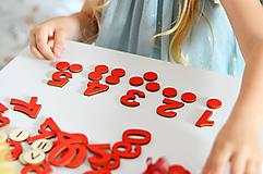 Hračky - Čísla a množstvá - dva varianty - 11001691_
