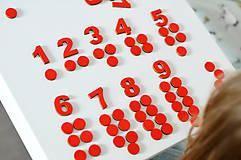 Hračky - Čísla a množstvá - dva varianty - 11001693_