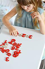 Hračky - Čísla a množstvá - dva varianty - 11001694_