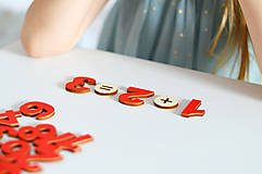 Hračky - Čísla a množstvá - dva varianty - 11001695_